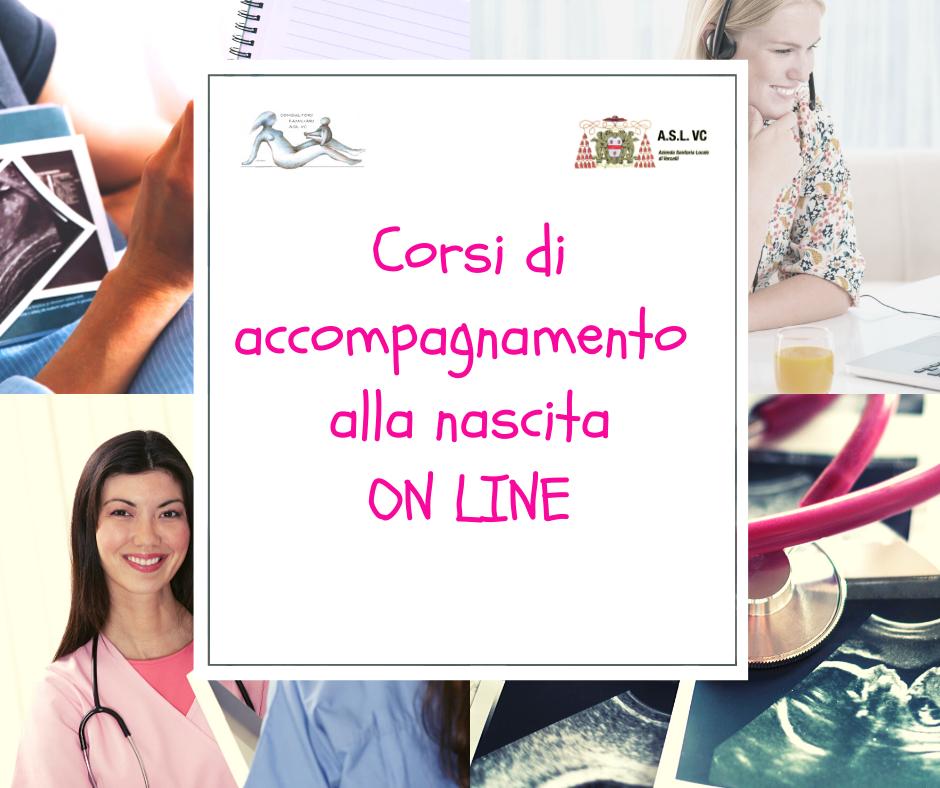 Infografica Corsi accompagnamento alla nascita on line x sito