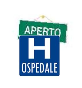 ospedale aperto